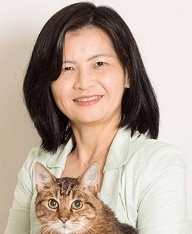 東京のペットシッター「Olive Sitter」の入交眞巳 獣医師