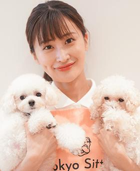 東京のペットシッター「Olive Sitter」の櫻井恵 Expert