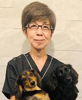 東京のペットシッター「Olive Sitter」の横塚昌子 歯科講師